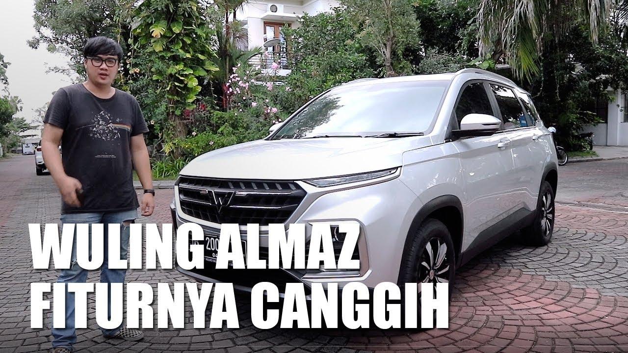 Ngobrol dengan Mobil | Wuling Almaz 1.5 Turbo Lux CVT 2019 - Jual Beli Mobil Bekas