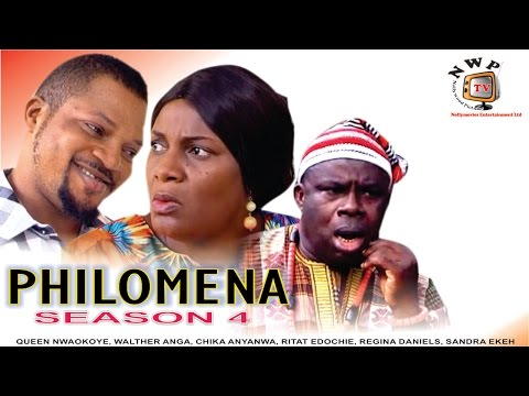 Philomena  The Stammerer Season 4 - 2015 Latest Nigerian Nollywood Movie