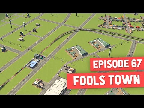 EXPORTING FARM PRODUCTS - Cities Skylines #67