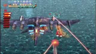 Raystorm HD - PS3 gameplay