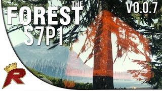 "The Forest Gameplay Survival - Part 1: ""treehouse!"" (v0.07)"