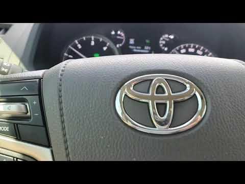 Toyota Land Cruiser Prado 2020 смешной расход 7.3 дизеля
