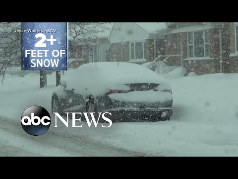 South in state of emergency following historic cold weather l GMA