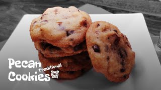 Traditional Pecan Cookies