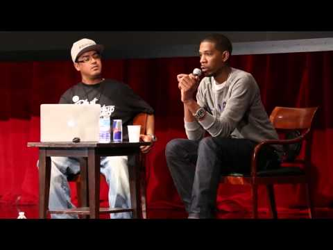 Jay Z's Engineer Young Guru Schools Tech & Music Entrepreneurs