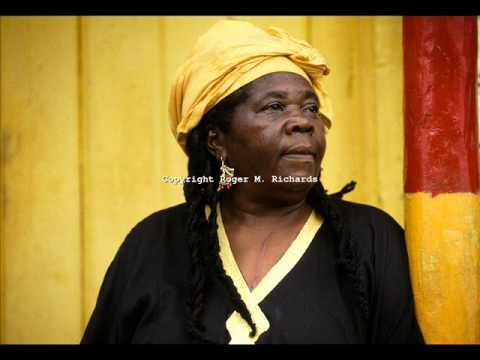 Cedella Booker Marley , WBAI Radio Interview 1993