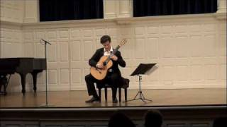 Mallorca by Isaac Albeniz - Performed by SImon Powis