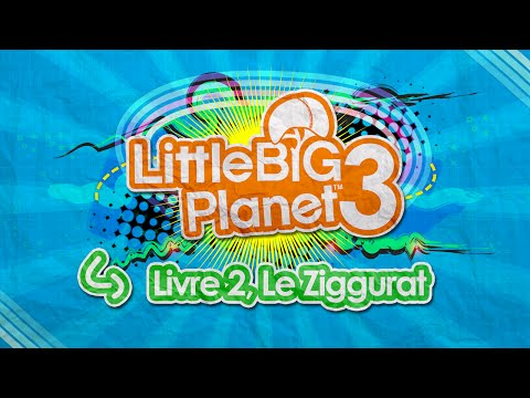 LittleBigPlanet 3 - Ace Adventurer (Book Two) | Aventurier dans l'âme (Livre 2)