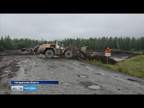 Сутки без света в поселке Сокол и восстановление дорог после паводка
