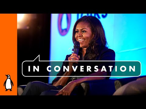 Michelle Obama On Education & Self-Belief | Penguin Talks