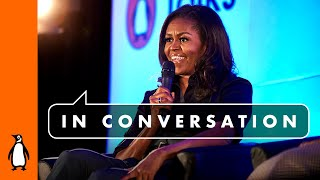 Michelle Obama On Education & Self-Belief | Penguin Talks