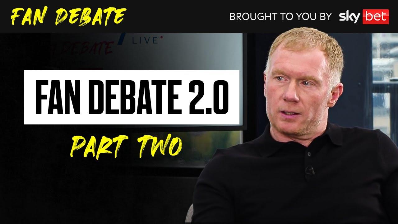 Download The Overlap Live Fan Debate 2.0: Gary Neville, Jamie Carragher & Paul Scholes   PL Returns Part 2