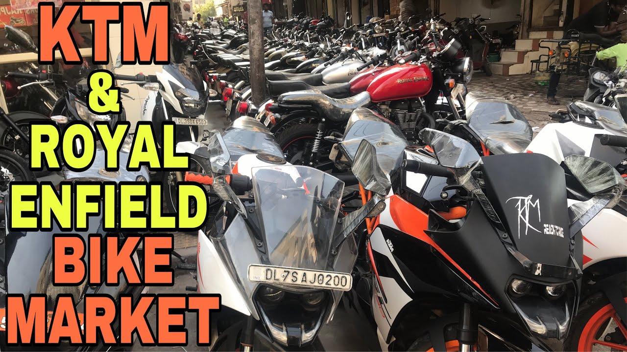 Bike Market Delhi Ktm Bikes In Cheap Price Karol Bagh Bike
