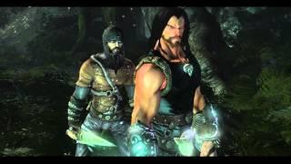 Garshasp: Temple of Dragon DLC In-Game Trailer (Persian)