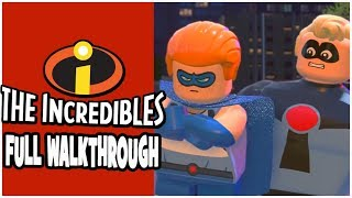 Lego the Incredibles Full Story Walkthrough (PS4 Pro)