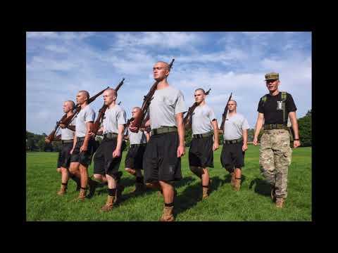 New Cadet Week Class of 2022