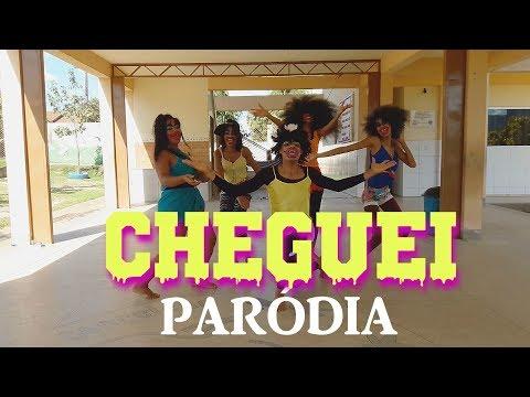 Ludmilla - Cheguei (Paródia)