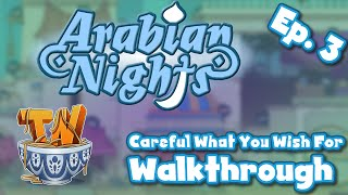 ★ Poptropica: Arabian Nights Ep. 3 - Careful What You Wish For Walkthrough ★