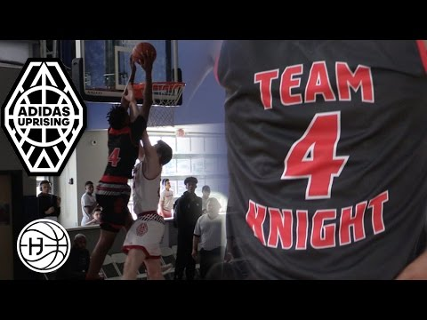 Team Knight OFFICIAL Dallas Mixtape! Adidas Gauntlet Session 1!