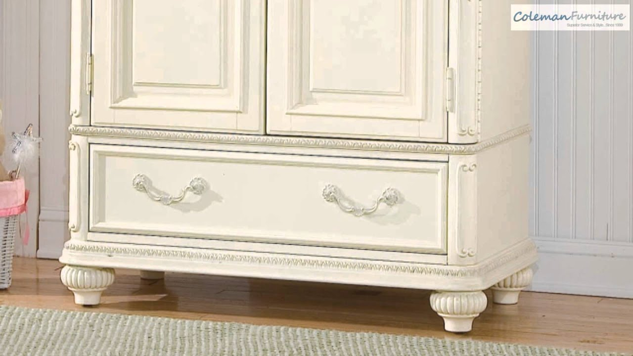Jessica Mcclintock Full Sleigh Storage Bedroom Collection From Lea