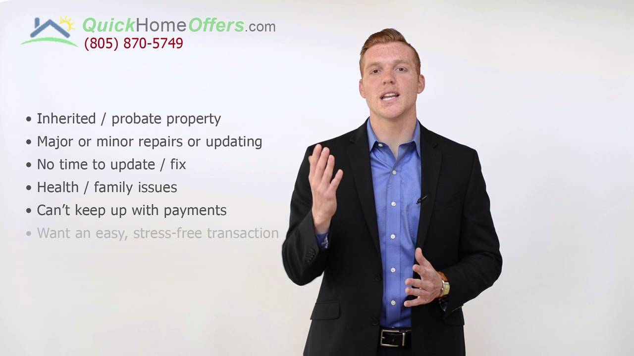 Quick Home Offers®: We Buy Houses In California As Is