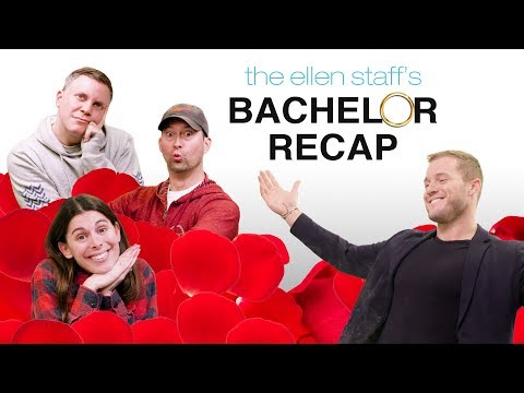 Extended Cut - The Ellen Staff's 'Bachelor Recap' with Special Guest Colton Underwood! Mp3