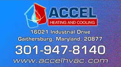 HVAC | Gaithersburg, MD - Accel Heating and Cooling