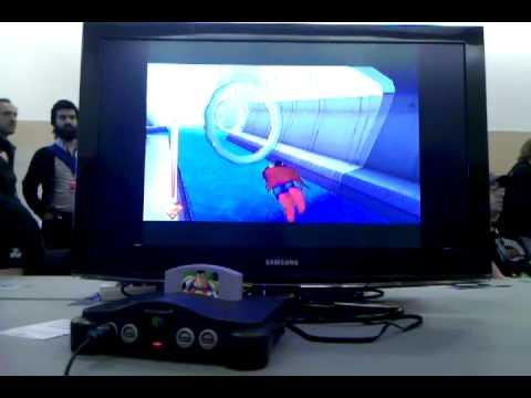 ProtonJonSA Live Superman 64 PAX East 2011 Part 1
