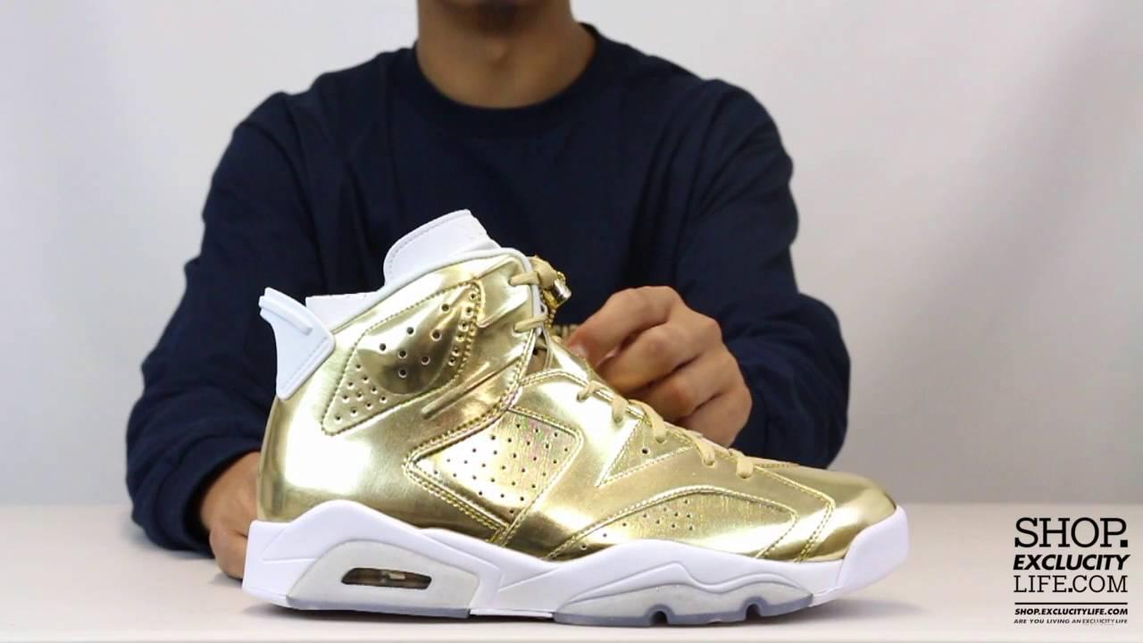 best sneakers 5f89a f9416 Air Jordan 6 Retro Pinnacle