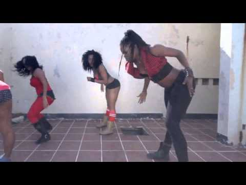 Konshens - Walk & Wine   On Your Face (Official Music Video)