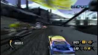 MotorStorm Arctic Edge Gameplay PS2