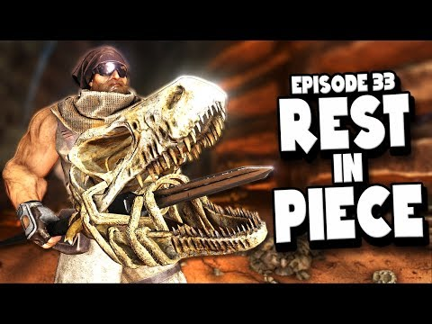 REST IN PEACE - ARK: Survival Evolved ASCENSION Ep #33