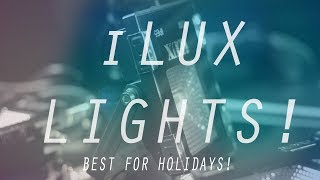iLux: Ultimate Way To make Your Home Glow For The Holidays!