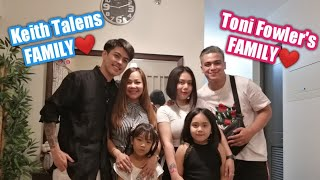 Keith Talens with Toni Fowler and Mg (Family Vlog)