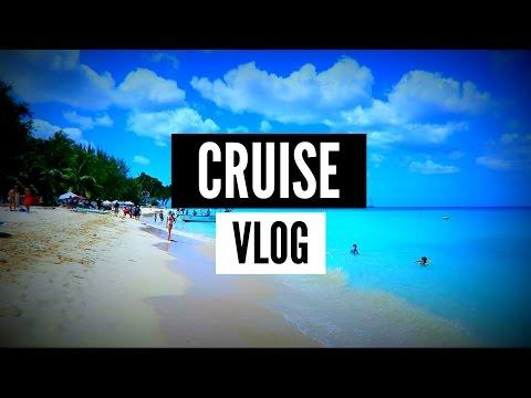 CRUISE VLOG 2016 // ROYAL CARIBBEAN - ANTHEM OF THE SEAS