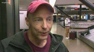 Man breezes through customs after returning from cruise ship with covid-19