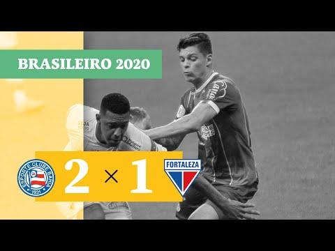 Bahia Fortaleza Goals And Highlights