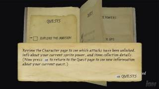 The Spiderwick Chronicles Xbox 360 Clip - Finding