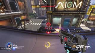 Sombra Gameplay for Overanalyzed
