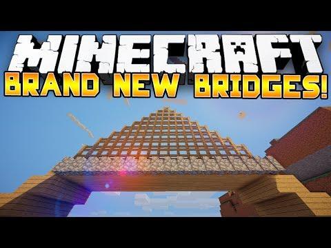 Minecraft: BRAND NEW BRIDGES!