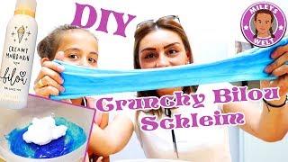 Crunchy BILOU BIRTHDAY CAKE SCHLEIM - ohne Kleber DIY | MILEYS WELT