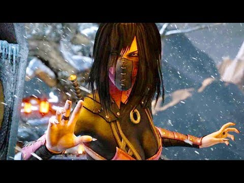 Mortal Kombat XL - All Klassic Fatalities on Mileena Hello Nasty Costume 4K Ultra HD Gameplay Mods