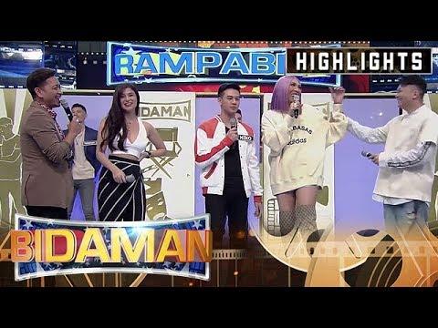 Vice Ganda compares his beauty with Nadine, Liza, and Kathryn | It's Showtime BidaMan