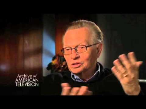 Larry King on JFK assassination theories - EMMYTVLEGENDS.ORG