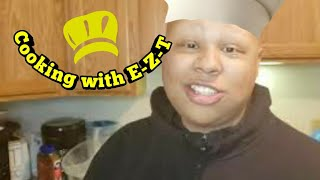 Cooking with E-Z-T Chef D.O.M.E. (Takis fried chicken)