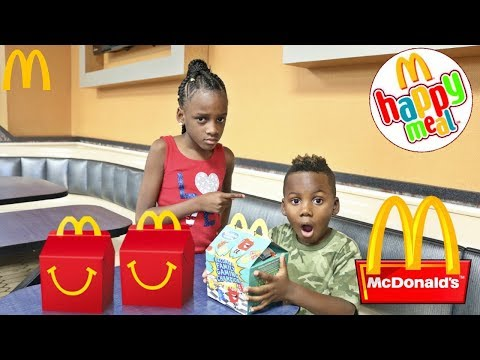 DJ EATS McDonaldSs- Johny Johny Yes Papa Nursery Rhymes For Kids And Songs