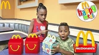 DJ EATS McDonaldSs- Johny Johny Yes Papa Nursery Rhymes For Kids And Songs
