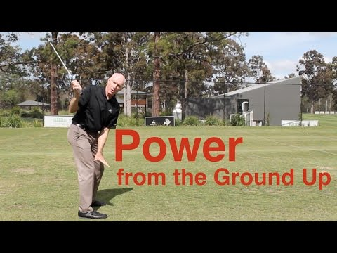 Power from the Ground Up