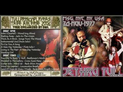 Jethro Tull Live At Madison Square Garden, New York, NY, USA (CD2)[Bootleg]