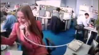Russian Office Guy freak out